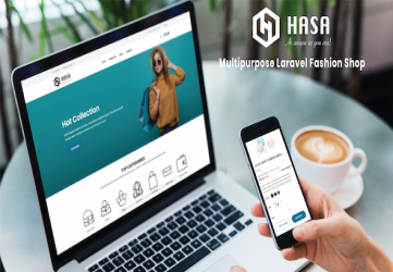 HASA - Multipurpose Laravel Fashion Shop