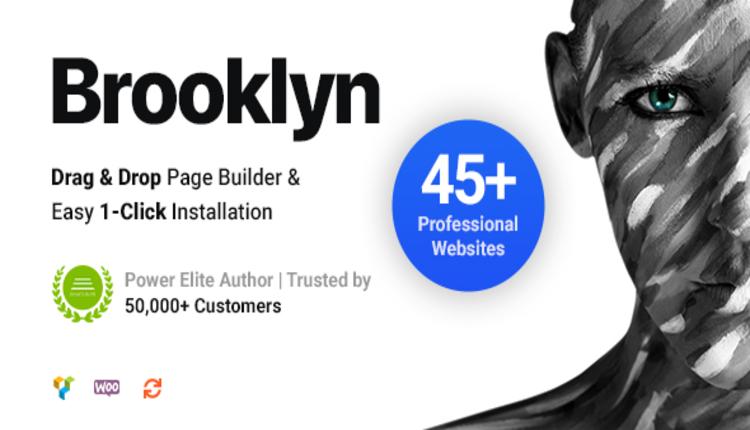 Brooklyn | Creative Multi-Purpose Responsive WordPress Theme