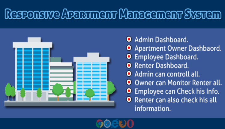 Responsive Apartment Management System