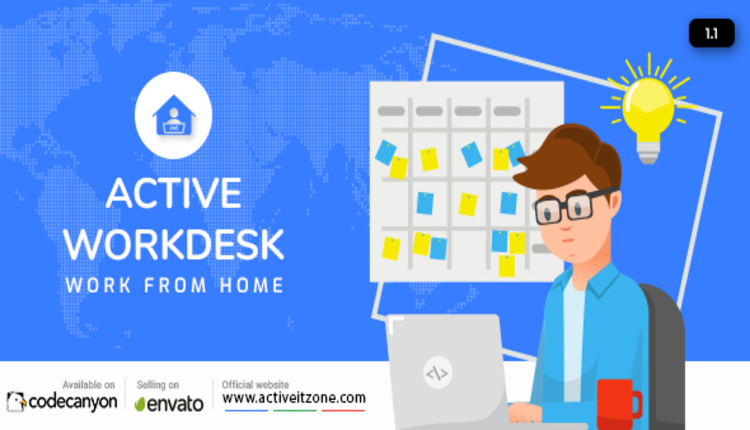 Active Workdesk CMS