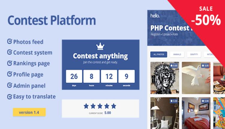 Contest Platform