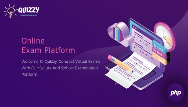 Quizzy: Online Examination Platform