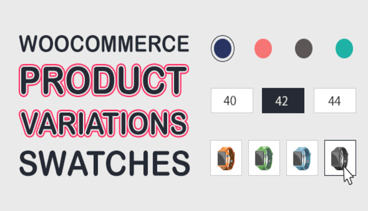 WooCommerce Product Variations Swatches