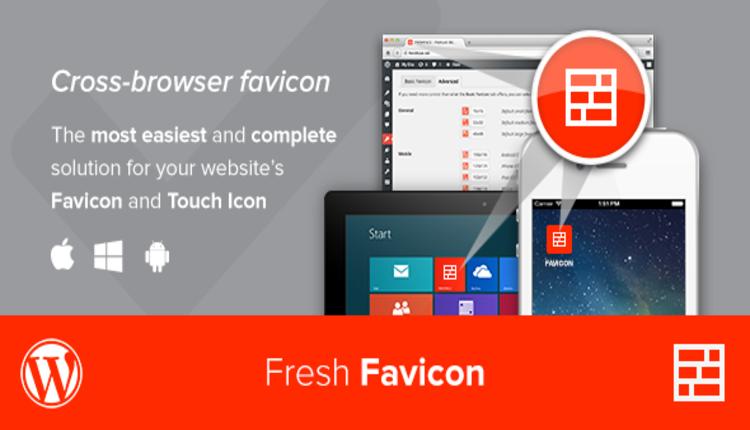 Fresh Favicon - WordPress Plugin