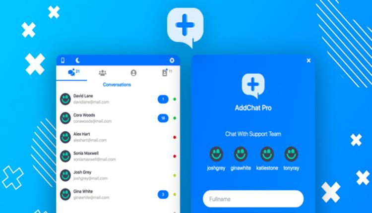 Addchat Codeigniter Pro