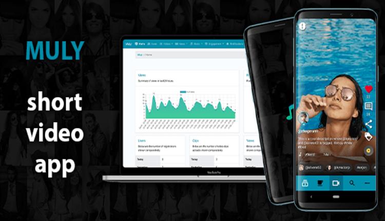 Muly - Short Video Sharing App