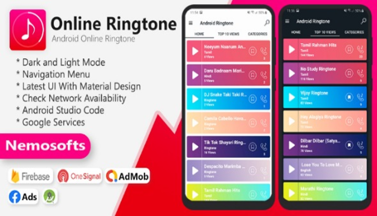 Android Online Ringtone