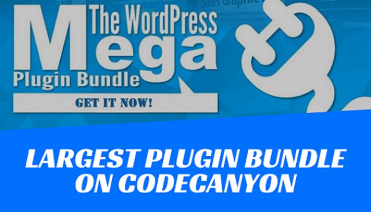 Mega WordPress 'All-My-Items' Bundle by CodeRevolution