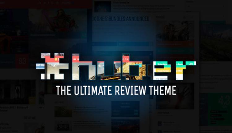 Huber: Multi-Purpose Review Theme