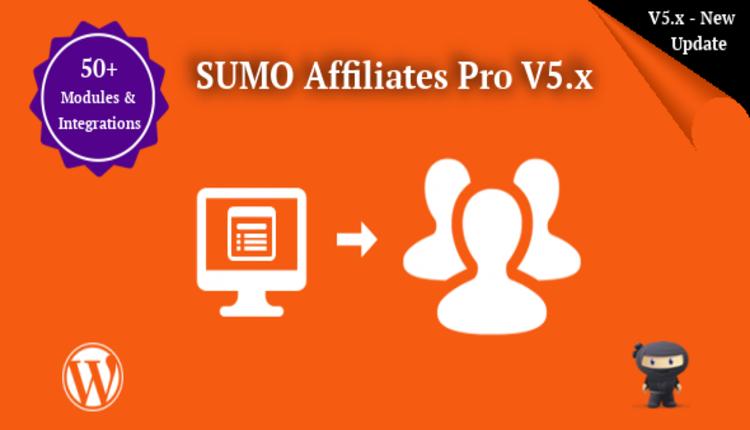 SUMO Affiliates Pro - WordPress Affiliate Plugin