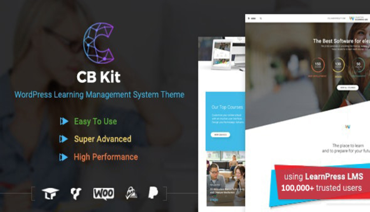 Course & LMS WordPress Theme   CBKit