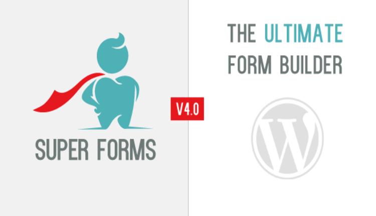 Super Forms - Drag & Drop Form Builder