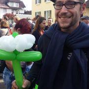 Besuch des Schlossgrabenfests
