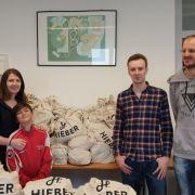 Leo-Club spendet Lebensmittel an Bedürftige