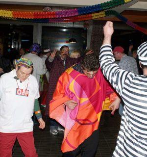 Weiler Leos organisieren eine Fasnachts-Disco im Markus-Pflüger-Heim