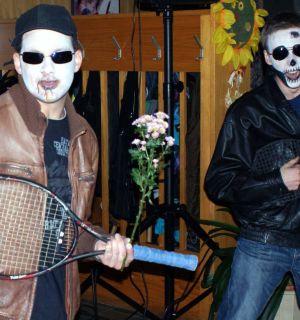 Halloweendisco im Markus-Pflüger-Heim