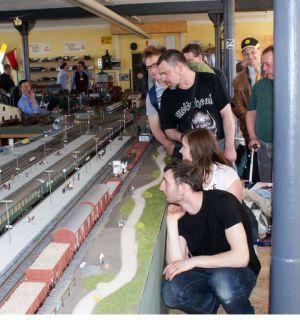 Zu Besuch bei den Spur 1-Freunden Südbaden