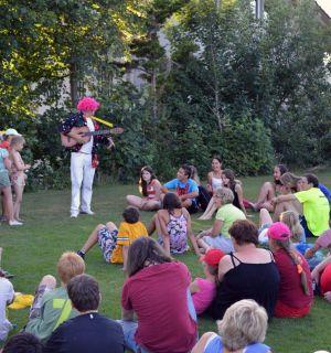 Drittes trinationales Sommercamp in Huttwil – ein voller Erfolg