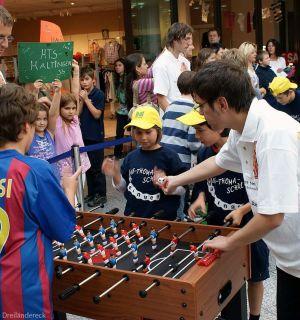 Leo-Club Weil organisierte ein Riesenspektakel im Rhein Center