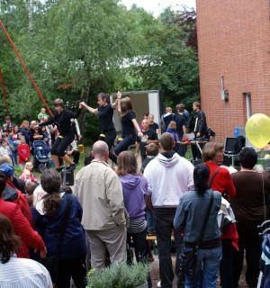 Auch 2011 ein voller Erfolg – das Fest Miteinander