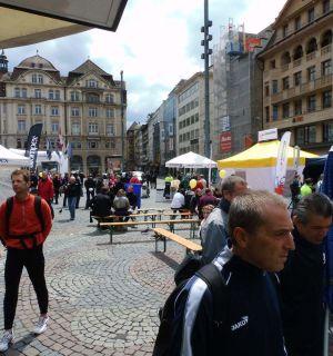 Weiler Leos helfen beim Dreiländerlauf in Basel