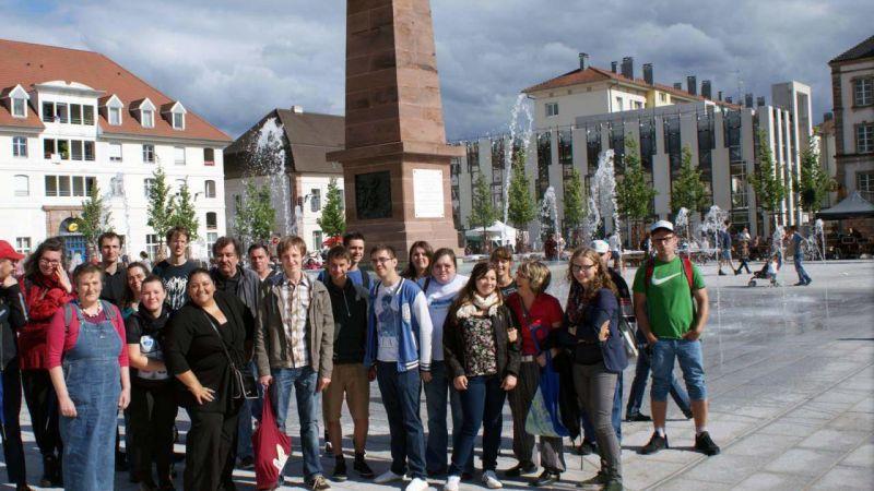 """""""C'EST PARTY"""" – Ein Ausflug zum Abbatucci-Platz"""