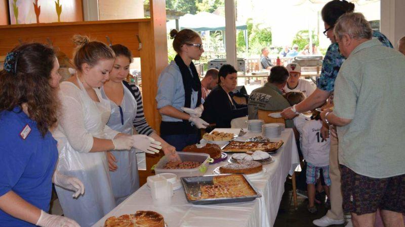 Trotz Regen: gelungenes Sommerfest im Markus-Pflüger-Heim