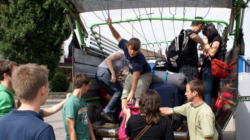 Numero 2: Das trinationale Leo-Sommercamp in Huttwil 2012