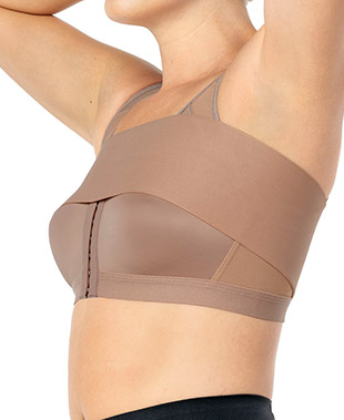 Breast & Chest Compression Wrap