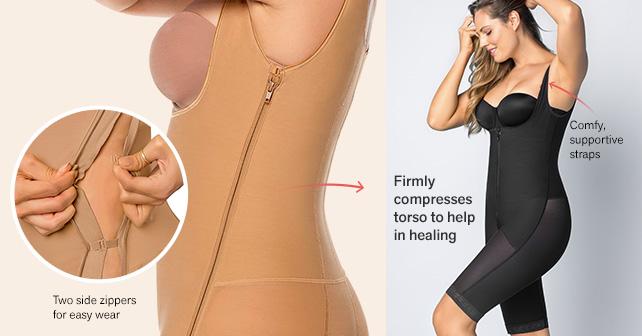 Liposuction Compression Garments