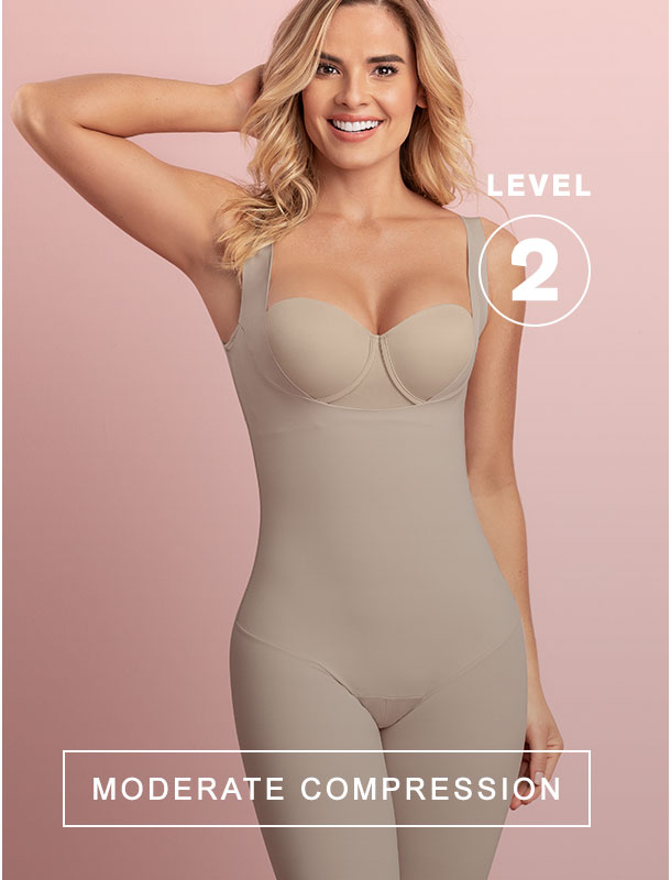 Moderate Compression Shapewear