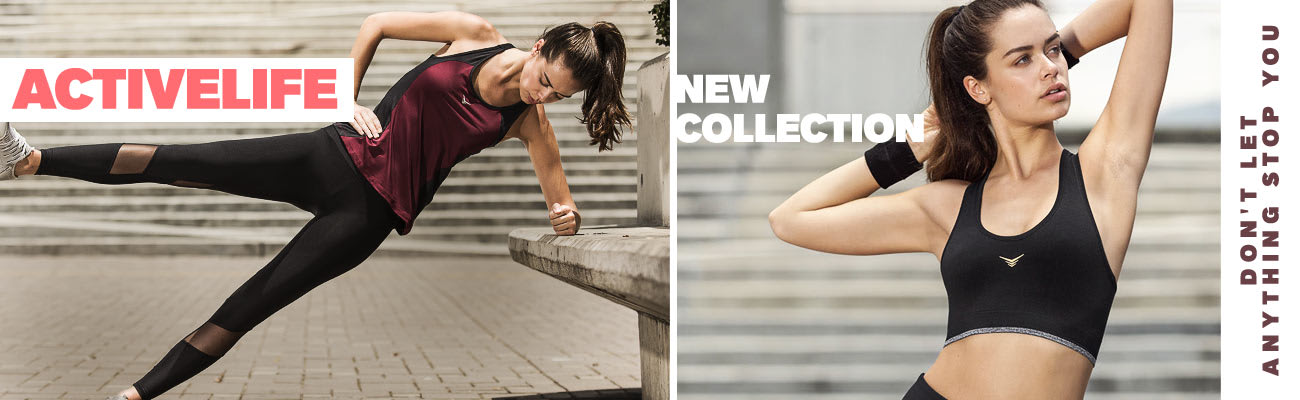 New ActiveLife Collection
