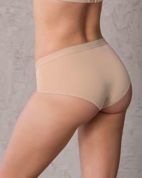 semi low-rise smooth hiphugger panty--MainImage
