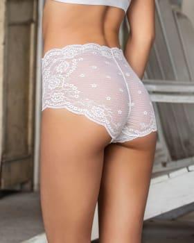 klassisches retro panty mit spitze--MainImage