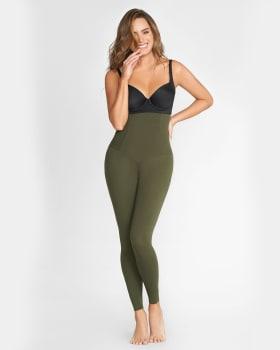 legging de tiro alto con control fuerte de abdomen-695- Green-ImagenPrincipal