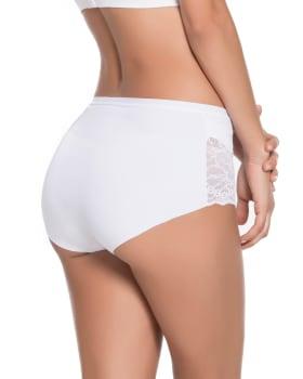 klassisches panty mit hohem schnitt aus baumwolle--MainImage