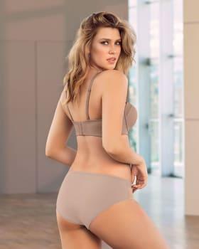 panty de algodon estilo bikini de tiro alto--ImagenPrincipal