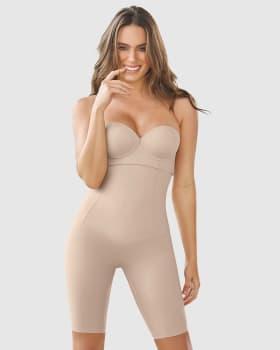 panty faja de talle alto con control moderado en abdomen y cintura-802- Nude-ImagenPrincipal