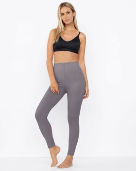 leggings con control de abdomen y cintura-758- Gris Lila-MainImage