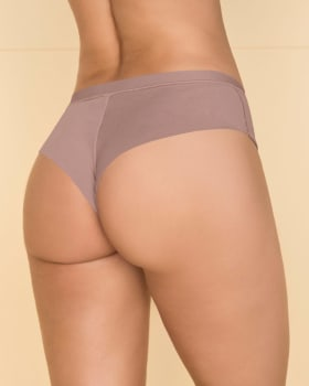 one-size no show cheeky panty - total comfort--MainImage