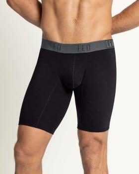 boxer largo de algodon que evita el roce entre las piernas-700- Black-MainImage