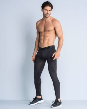 mens activelife seamless moderate compression legging-700- Black-MainImage