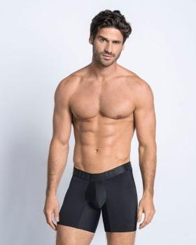 boxer de ajuste inteligente con diseno ergonomico en la parte frontal-700- Black-ImagenPrincipal