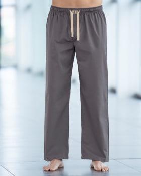 pantalon largo en algodon comodo y funcional para hombre-779- Gris Oscuro-MainImage