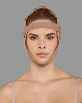 post-surgical facial compression wrap-852- Beige-MainImage