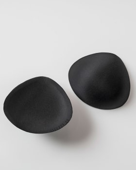 multiuse bra pads - breast enhancers or mastectomy prosthesis-700- Black-MainImage