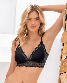 soft lace wireless multiway bralette--MainImage