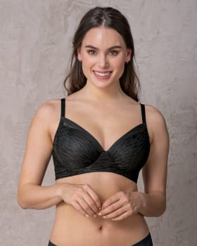 comfort fit high coverage bra--MainImage