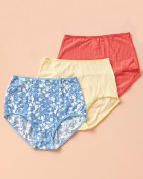 paquete x 3 calzones clasicos con excelente cubrimiento-S17- Estampado / Coral / Marfil-MainImage