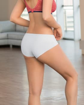 2-pack no ride-up seamless hiphugger knickers--MainImage